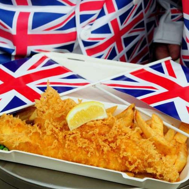 English Int'l Dinner