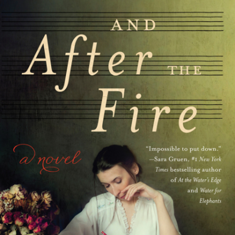 WL Book Club / And After The Fire