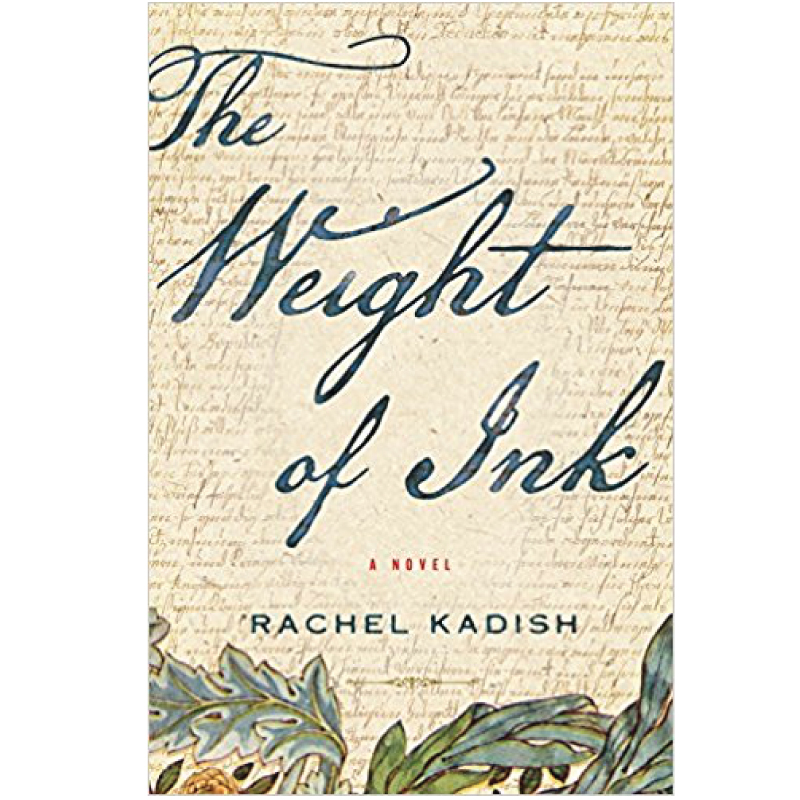 """WL Book Club: """"The Weight of Ink"""""""