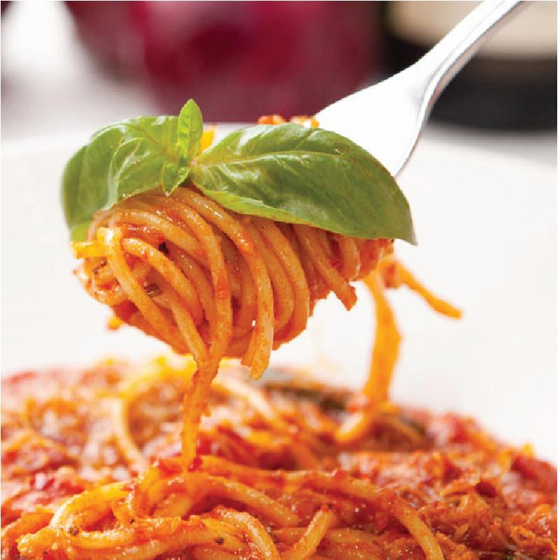 Free Pasta Dinner