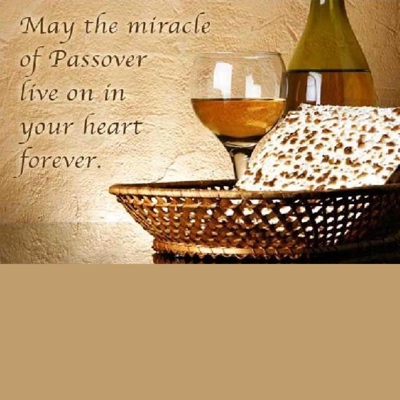 Passover Day 8 & Yizkor