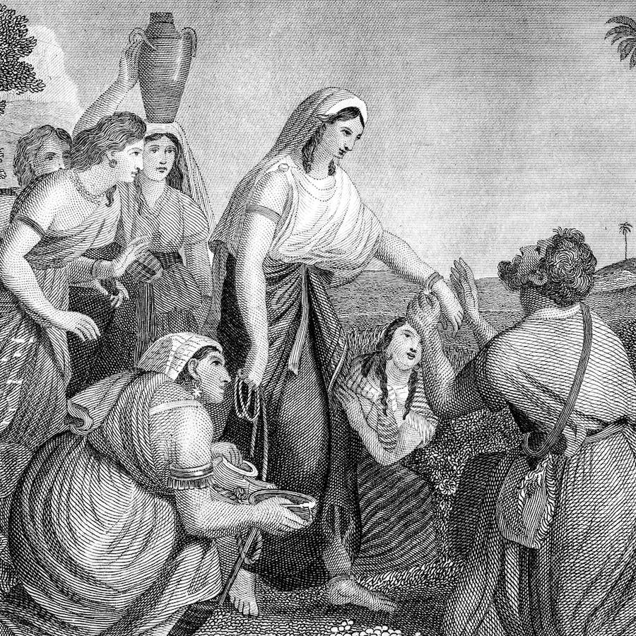 Dr. Haviva Langenauer on Bible Tales