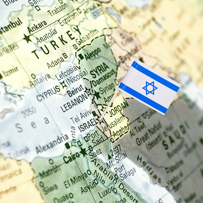 Dr. Robert Rabil: Middle East Update