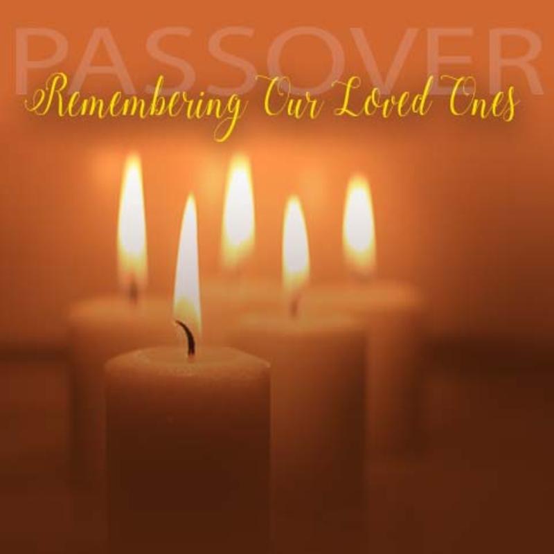 Passover Service Day 8 & Yizkor