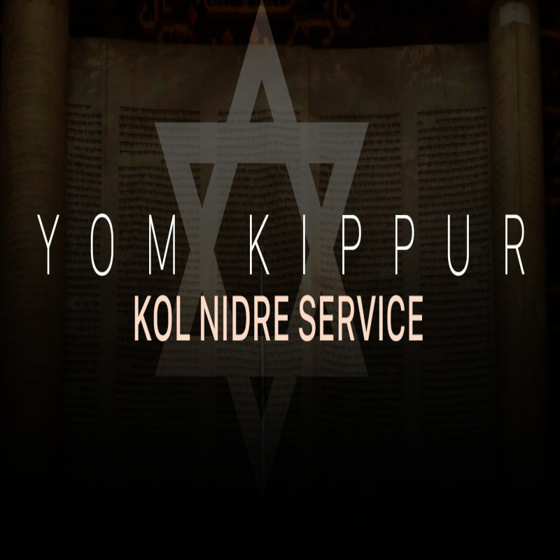 Kol Nidre via Streaming