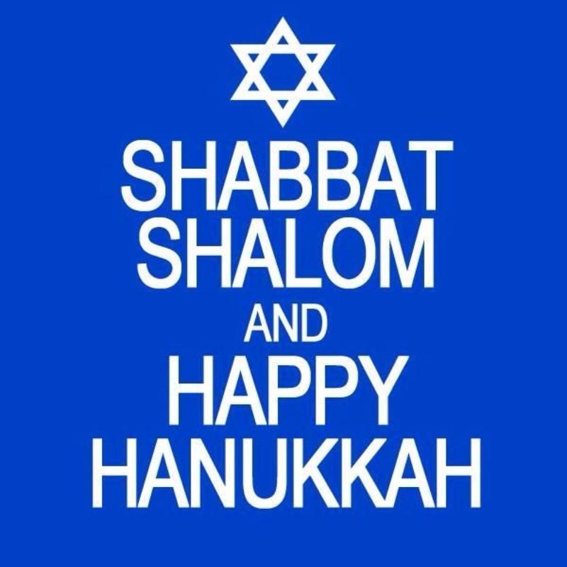 Shabbat Hanukkah Take-Out Dinner