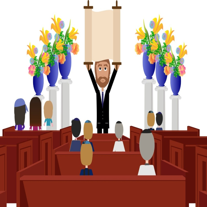 First Day of Shavuot In Person or via Zoom